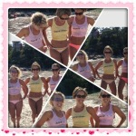 b9 love...picture taking fun at the beach this weekend (for a contest at the studio!). so so fun!