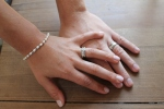 bracelet...something old, something borrowed...